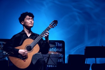 Jeseok Bang  Guitar Art Festival