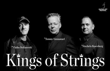 """Kings of Strings"" premijerno u Beogradu"